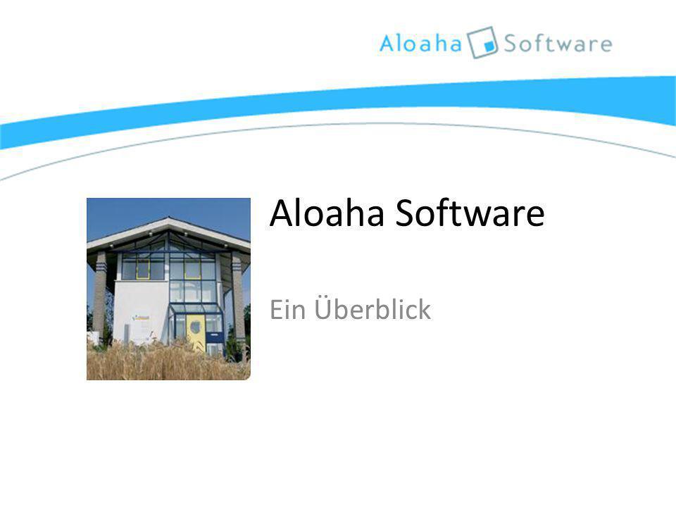 Aloaha Software Ein Überblick