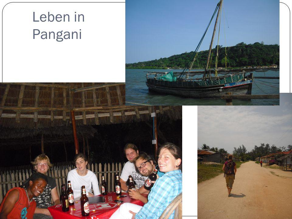 Leben in Pangani
