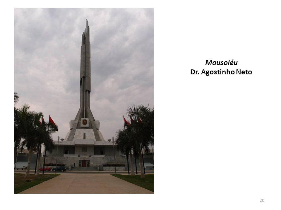 Mausoléu Dr. Agostinho Neto 20