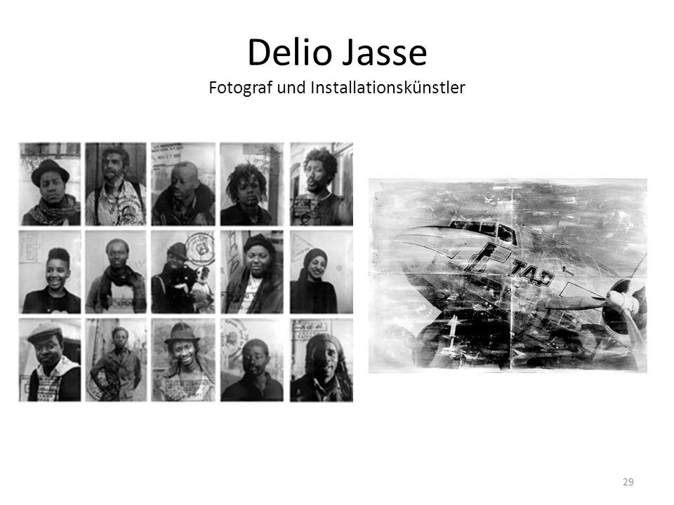 Delio Jasse Fotograf und Installationskünstler 29