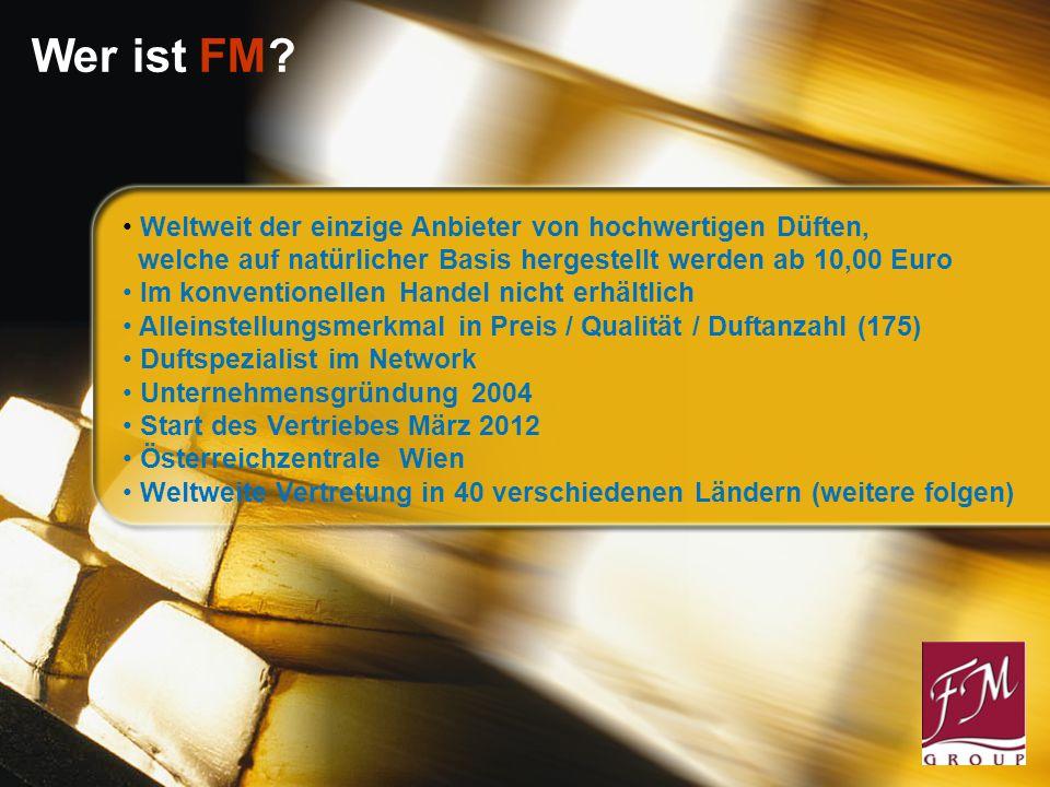 Nur für Österreich: Sie erhalten für den erfolgreichen Start eine professionelle Duftprobenmappe mit 175 Duftproben + 2 Parfüme, Kataloge mit den ganzen Parfümen und eine 2 personalisierte Webseite zum sponsern neuer Partner für nur 70 Euro.