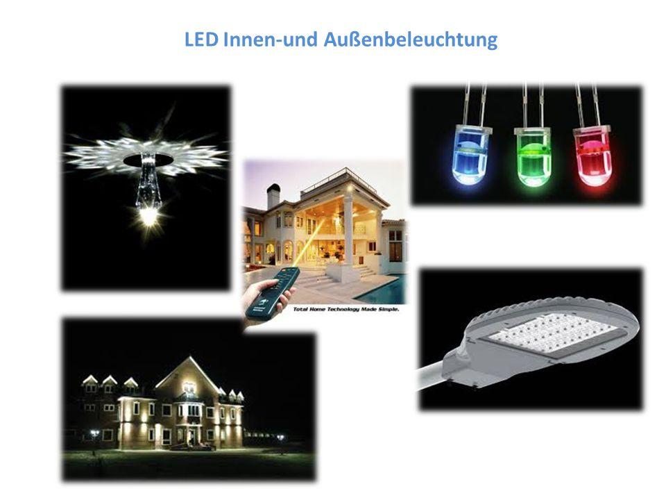 LED Innen-und Außenbeleuchtung