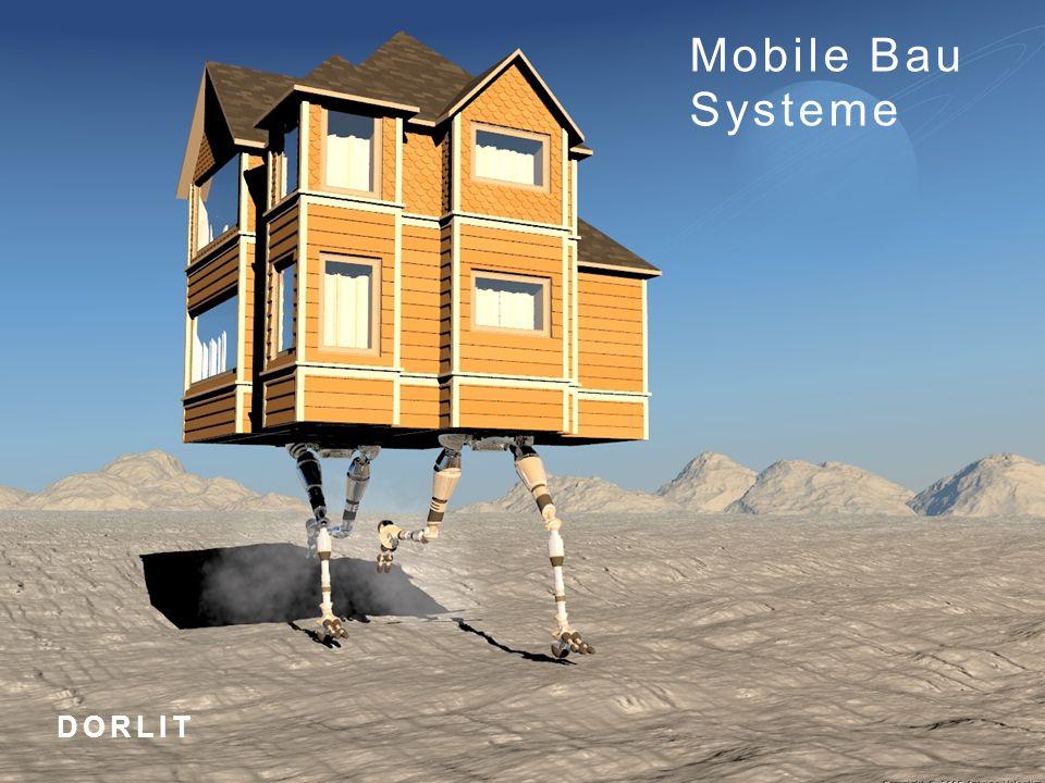 Mobile Haus «Caravan» MBS 100% of factory readiness