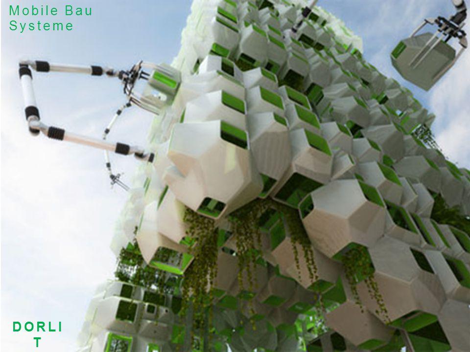 Das komplette modulare Haus Mobile Bau Systeme Im Werk vorgefertig