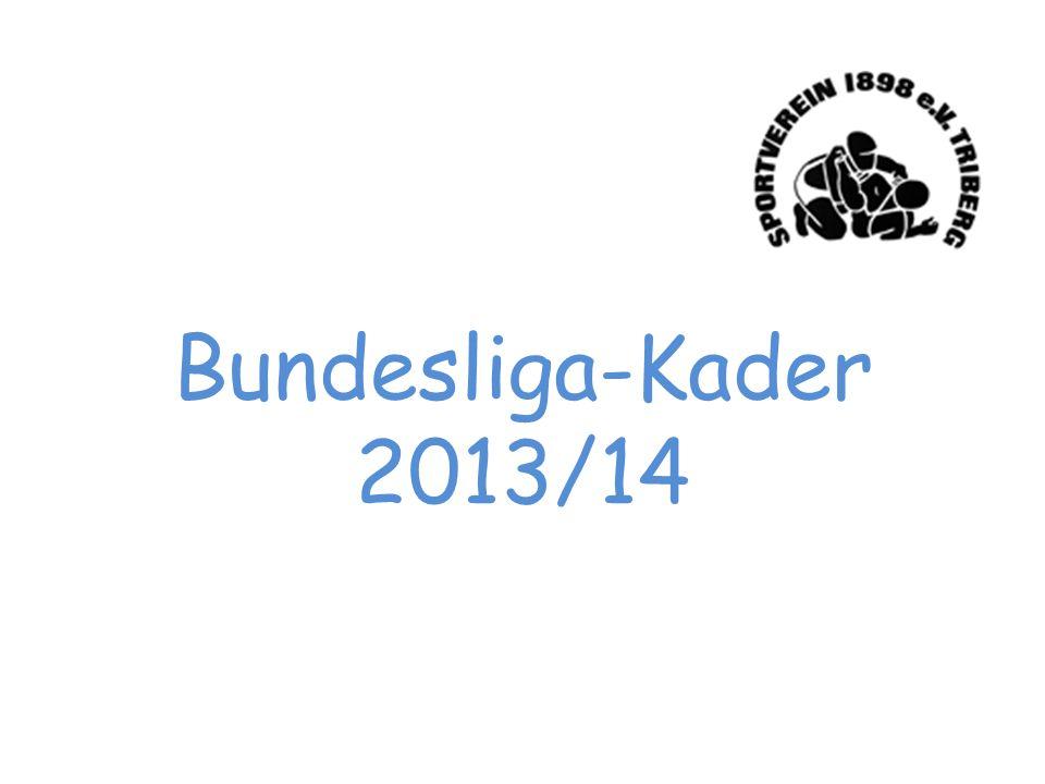 Bundesliga-Kader 2013/14