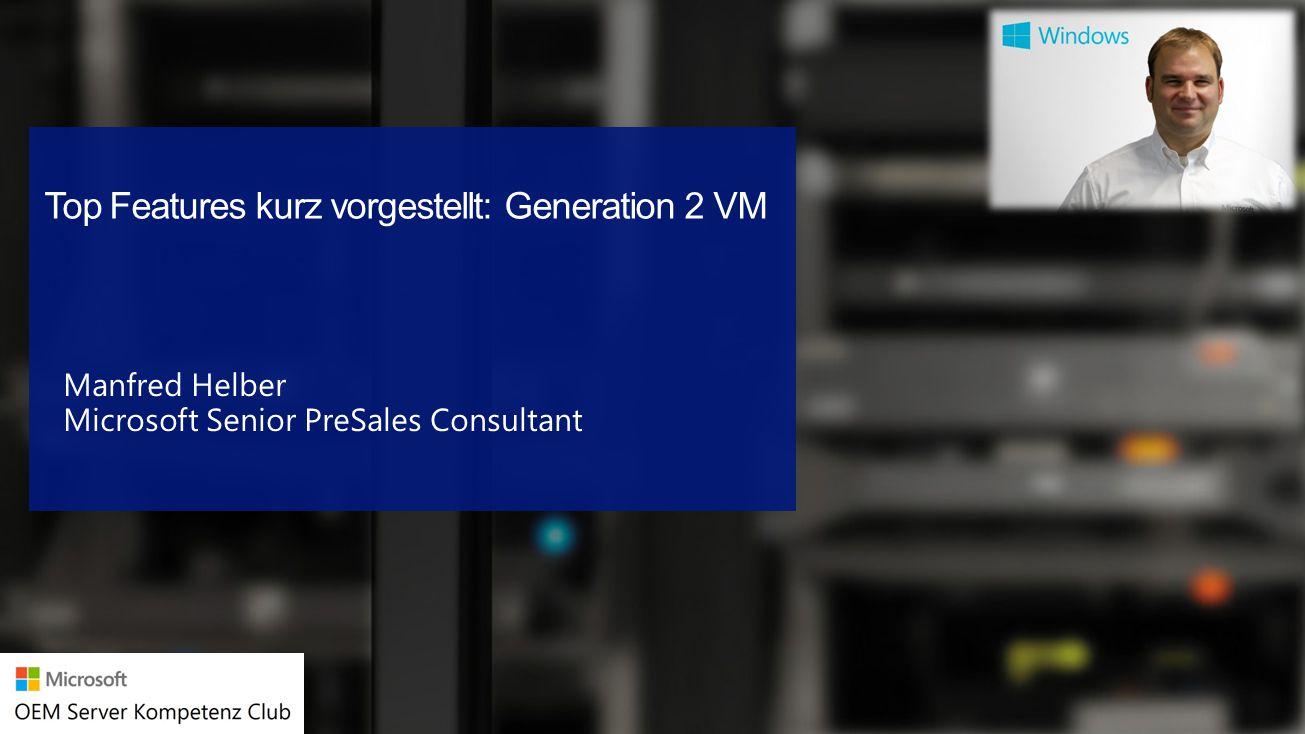 Hyper-V und eine virtuelle Instanz Lizenzierung je Server Eingeschränkte Funktionen Maximal 2 Prozessoren Begrenzt auf 25 Benutzer und 50 Geräte Keine CALs erforderlich Keine virtuellen Instanzen Kein Hyper-V Lizenzierung je Server Eingeschränkte Funktionen Maximal 1 Prozessor Begrenzt auf 15 Benutzer Keine CALs erforderlich Zwei virtuelle Instanzen Unbegrenzte virtuelle Instanzen AVMA Für hohe Virtualisierungsdichte Geringe Virtualisierungsdichte oder keine Virtualisierung Cloudverbundener Erst-Server Einstiegsebene Funktionsparität Bis zu 2 Prozessoren pro Lizenz Unbegrenzte Benutzerzahl CALs erforderlich