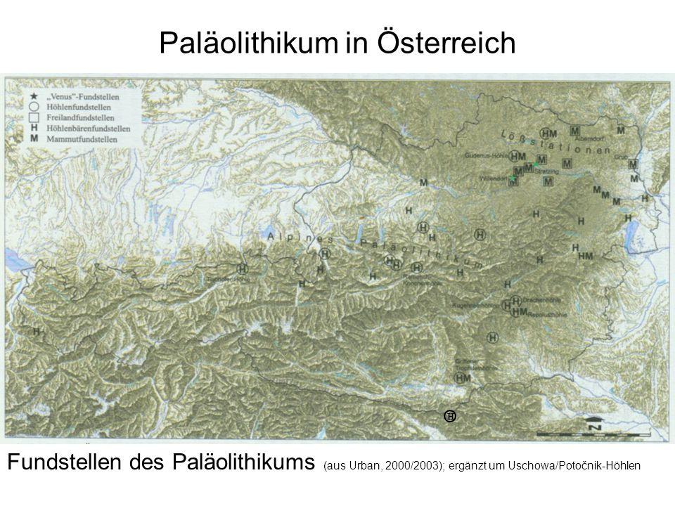 Mesolithikum in Kärnten Kathreinkogel bei Schiefling (7.