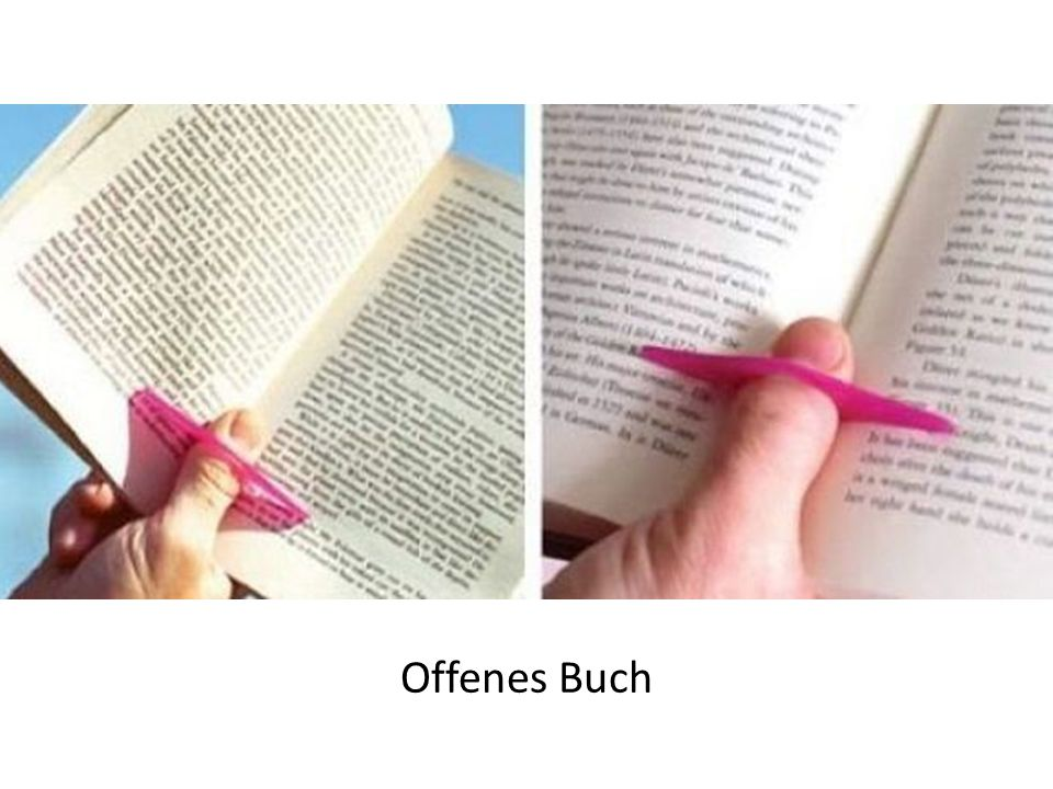 Offenes Buch