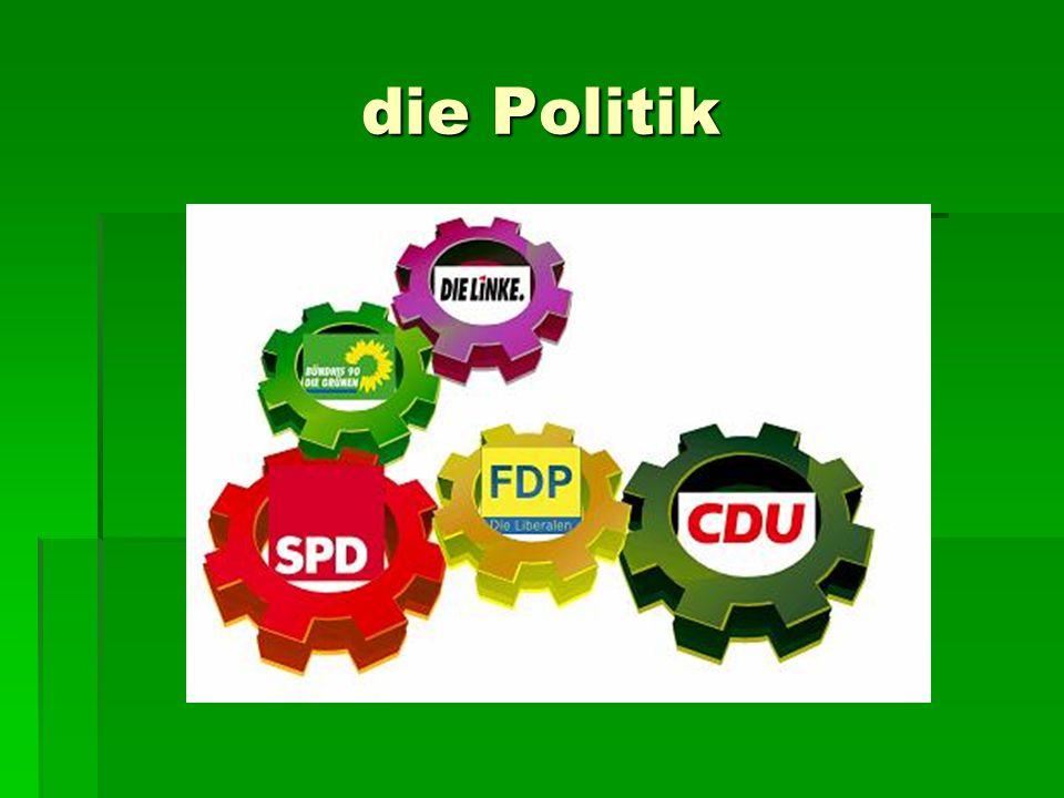 die Politik