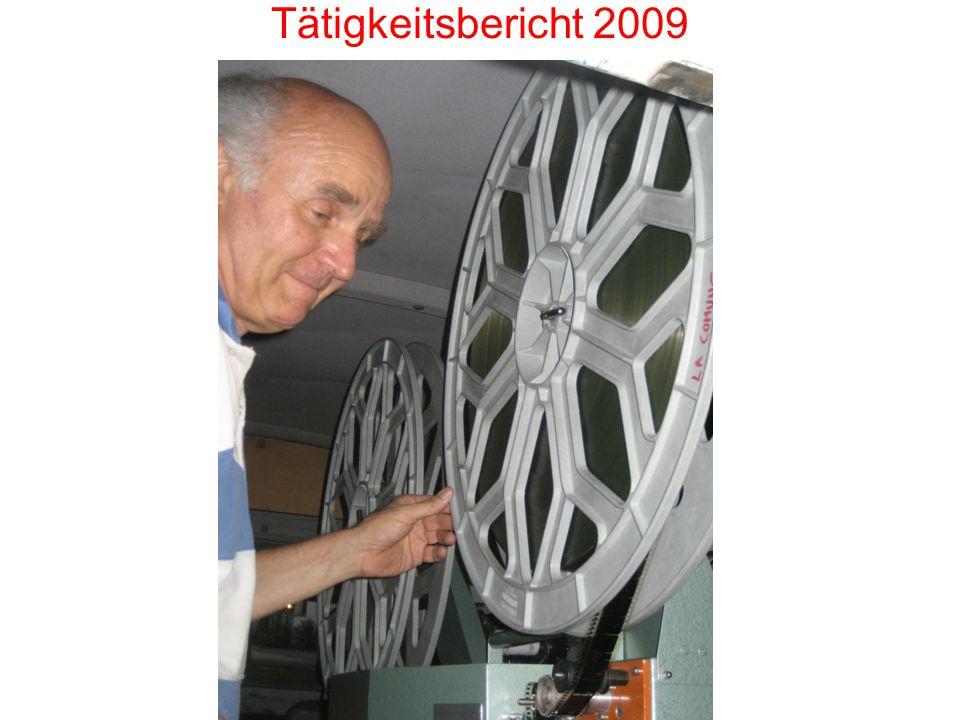 Tätigkeitsbericht 2009