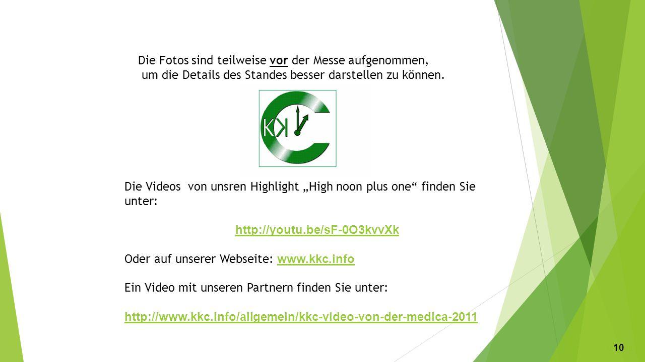 """Die Videos von unsren Highlight """"High noon plus one"""" finden Sie unter: http://youtu.be/sF-0O3kvvXk Oder auf unserer Webseite: www.kkc.info www.kkc.inf"""