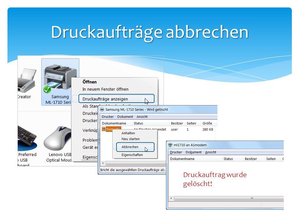 Eine nicht mehr reagierende Anwendung beenden Taskmanager starten  Strg+Alt+Entf oder  Rechter Mausklick auf Taskleiste Keine Rückmeldung