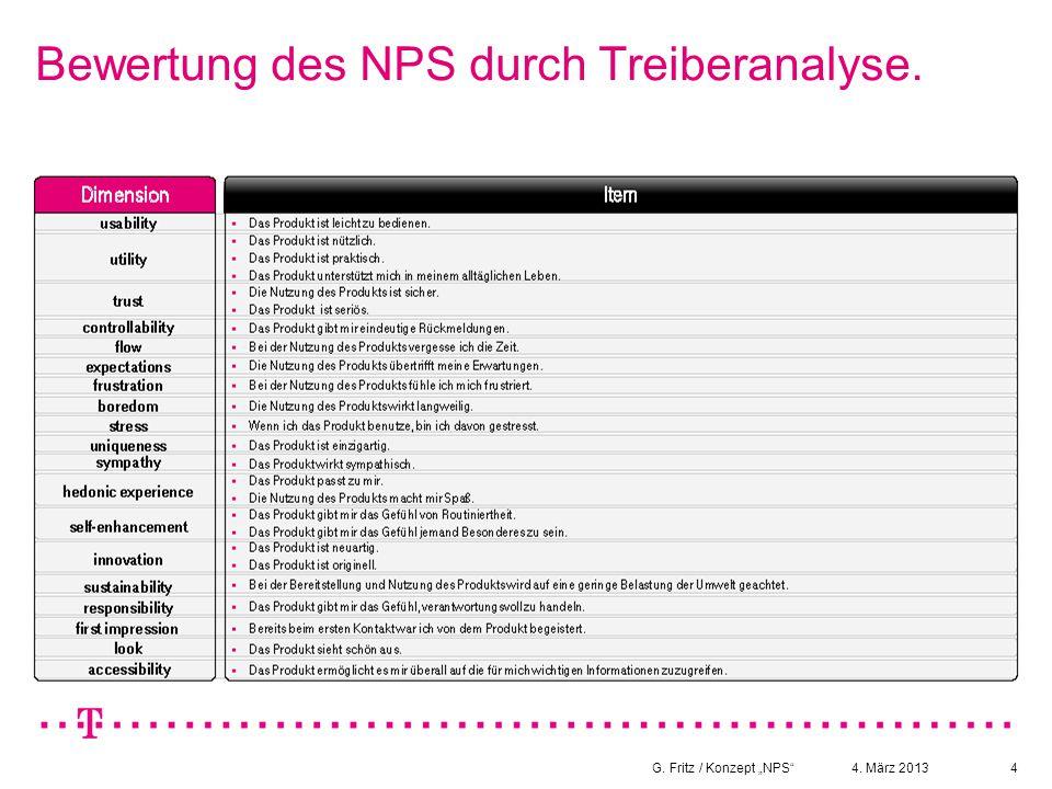 """4. März 2013G. Fritz / Konzept """"NPS 5 Konkrete Handlungsfelder identifizieren."""