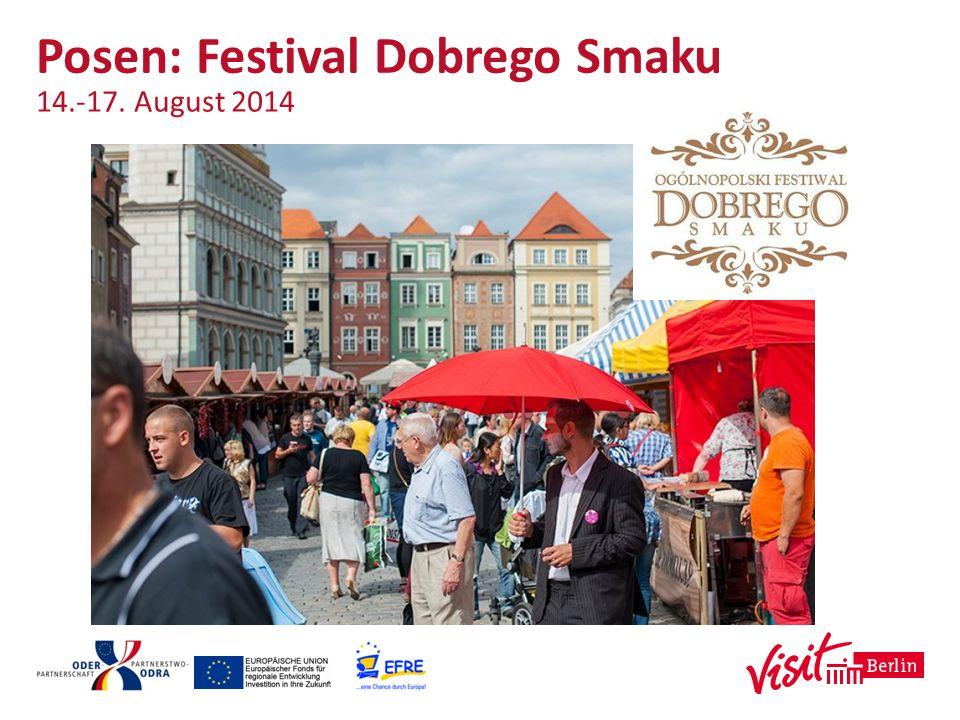 23. Berliner Reisemesse in Spandau 20.–21. September 2014