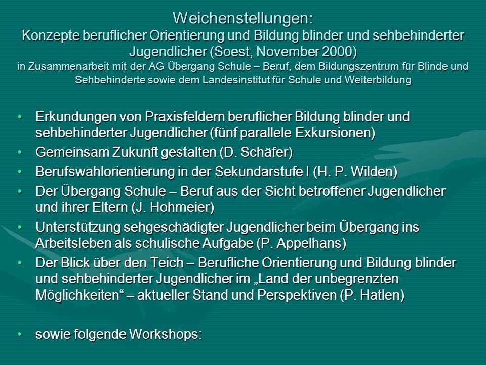 Das große ABC: Algebra, Biologie, Chemie, D.., E.., Freizeit – fächerspezifischer Unterricht... (Marburg, März 2000) Bedeutung des fachspezifischen Un