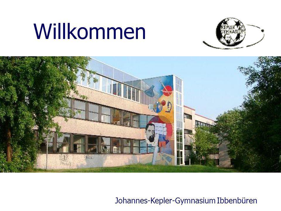 Johannes-Kepler-Gymnasium Ibbenbüren Willkommen