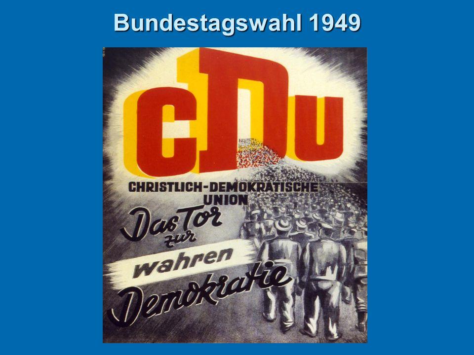 Bundestagswahl 1949