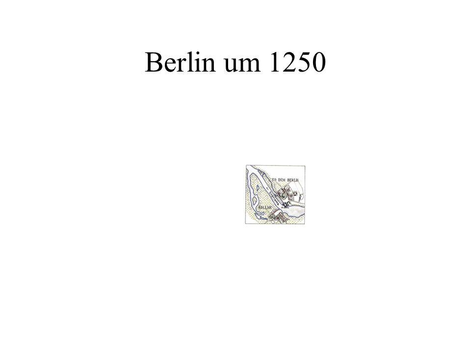 Berlin um 1250