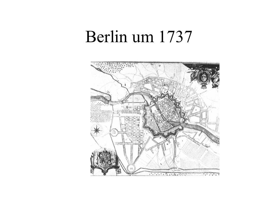 Berlin um 1737
