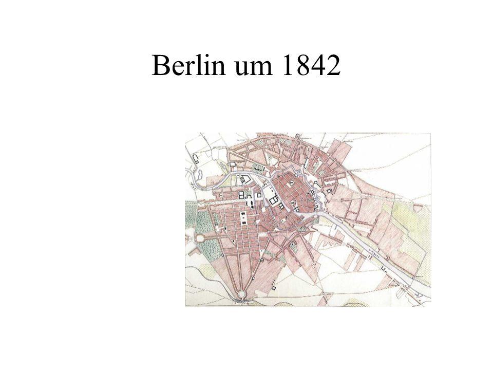 Berlin um 1842