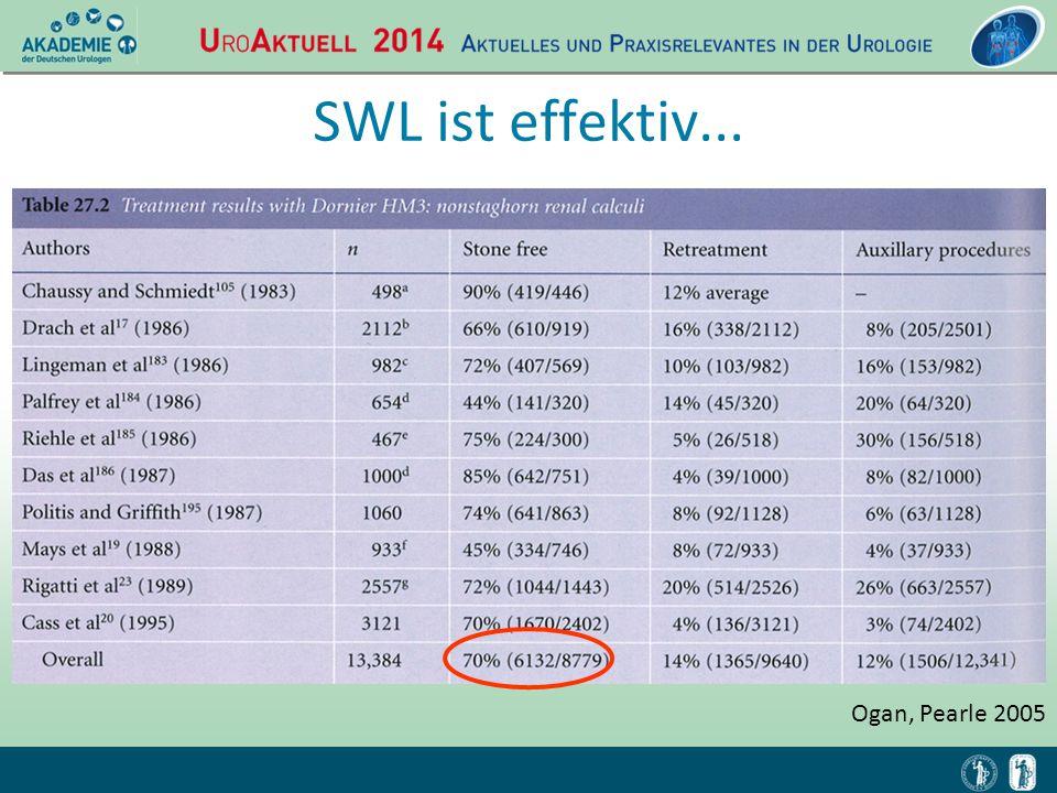 SWL ist effektiv... Ogan, Pearle 2005