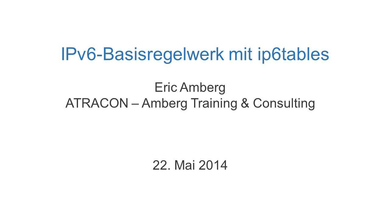 Eric Amberg – wer ist das.