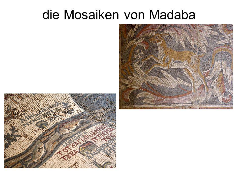die Mosaiken von Madaba