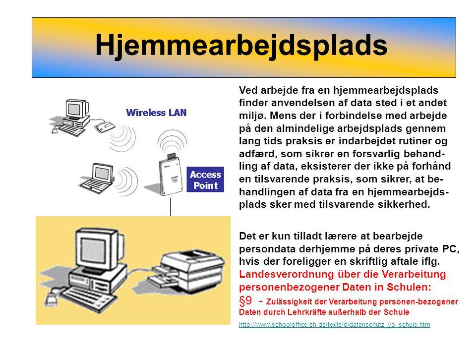 Tilladelse Ansøgning § 9 Jeg har gjort mig bekendt med reglerne, som de fremgår af Datenschutzverordnung Schule og vil følgelig overholde de givne begrænsninger i, hvilke typer af data, der er tilladte at opbevare.