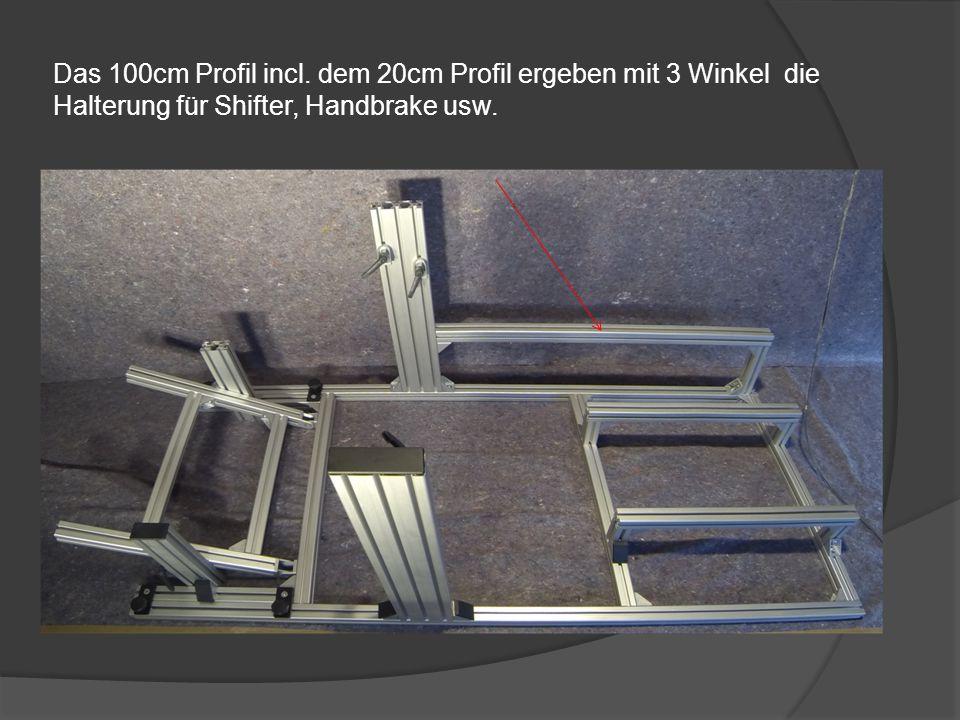 """Mit Klemmwinkel wird die """"Tischplatte"""" am Rig angebracht. Durch die Klemmhebel ist eine einfache und schnelle Verstellung möglich."""