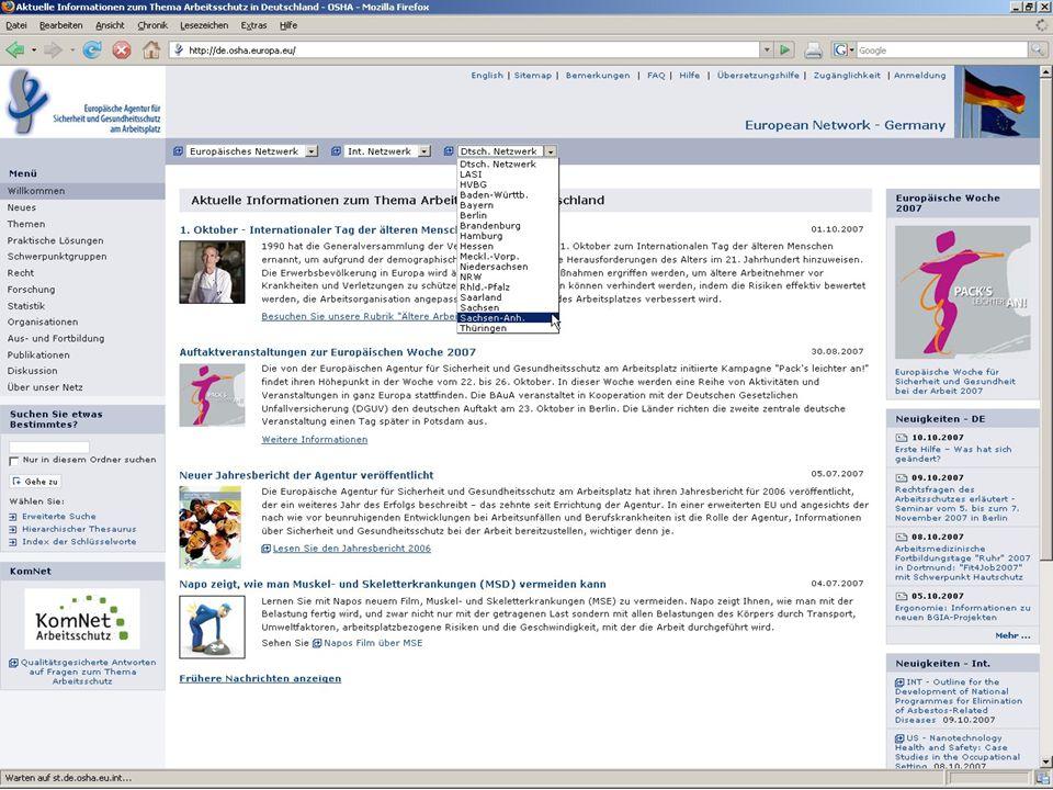 Referent: Dipl.-Ing. Matthias Glawe BLUME GmbH www.sidiblume.de 10. Erfahrungsaustausch der Sicherheits- und Gesundheitsschutzkoordinatoren Informatio