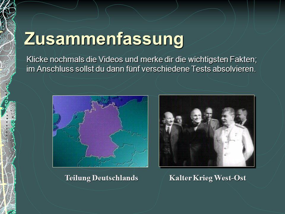 Deutsche Wiedervereinigung Mai 1990: Wirtschafts-, Währungs- & Sozialunion Mai 1990: Wirtschafts-, Währungs- & Sozialunion August 1990: Vertrag zur de