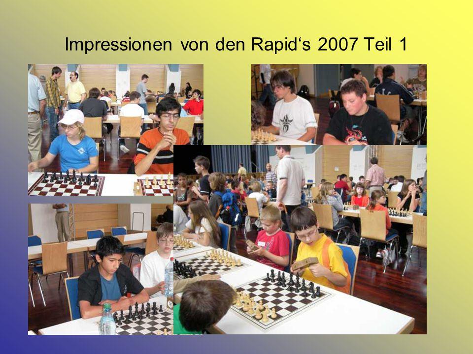 Impressionen von den Rapid's 2007 Teil 1