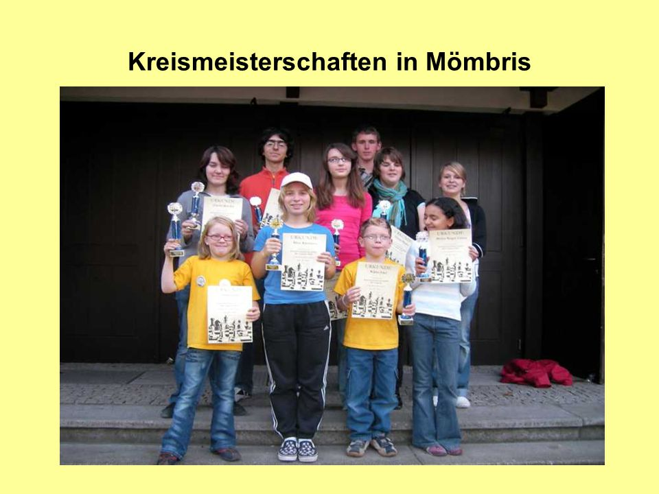 Kreismeisterschaften in Mömbris