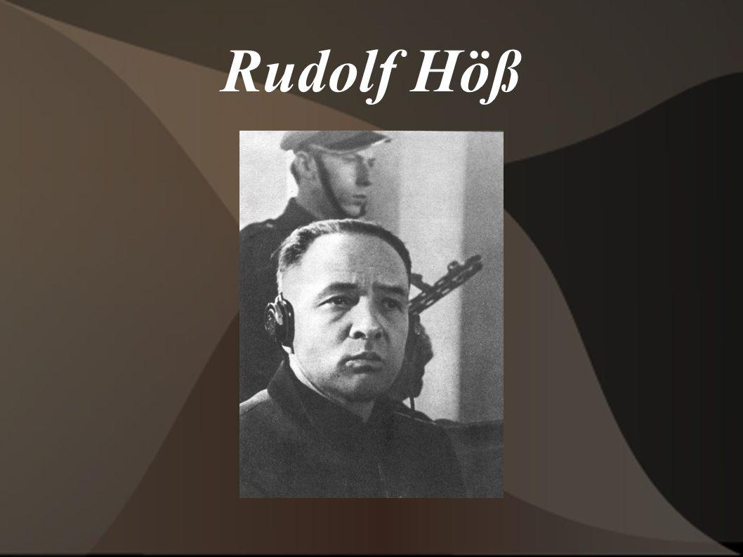 Rudolf Höß