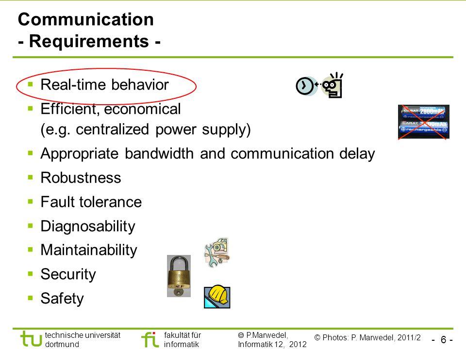 technische universität dortmund fakultät für informatik informatik 12 Actuators Peter Marwedel Informatik 12 TU Dortmund Germany These slides use Microsoft clip arts.