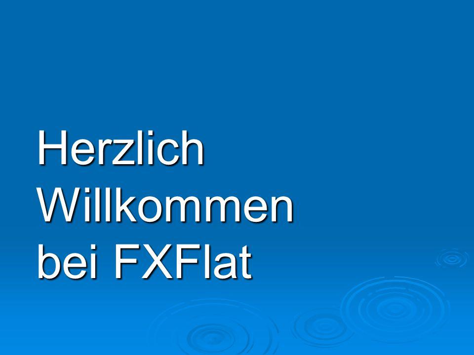 Herzlich Willkommen bei FXFlat