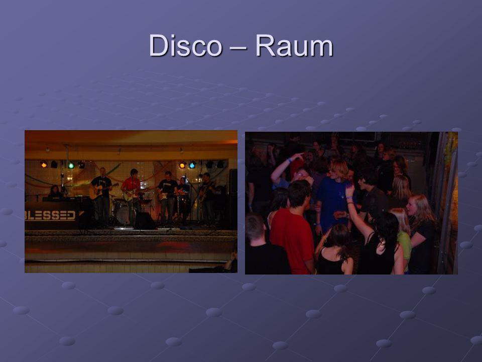 Disco – Raum