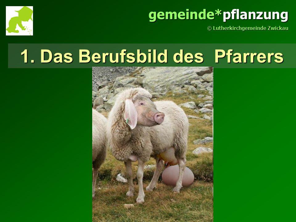 gemeinde*pflanzung © Lutherkirchgemeinde Zwickau 1.