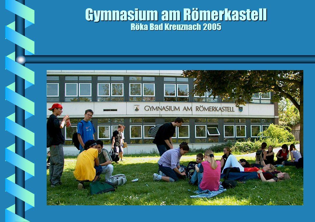 Haus-Aufgabenkultur Gymnasium am Römerkastell Röka Bad Kreuznach H.Bläsius 06.05.2003 HA werden nicht ernst genug genommen und oft nicht gemacht Die m