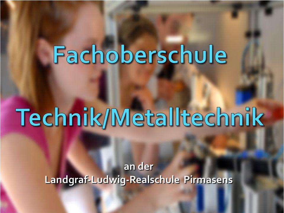 an der Landgraf-Ludwig-Realschule Pirmasens