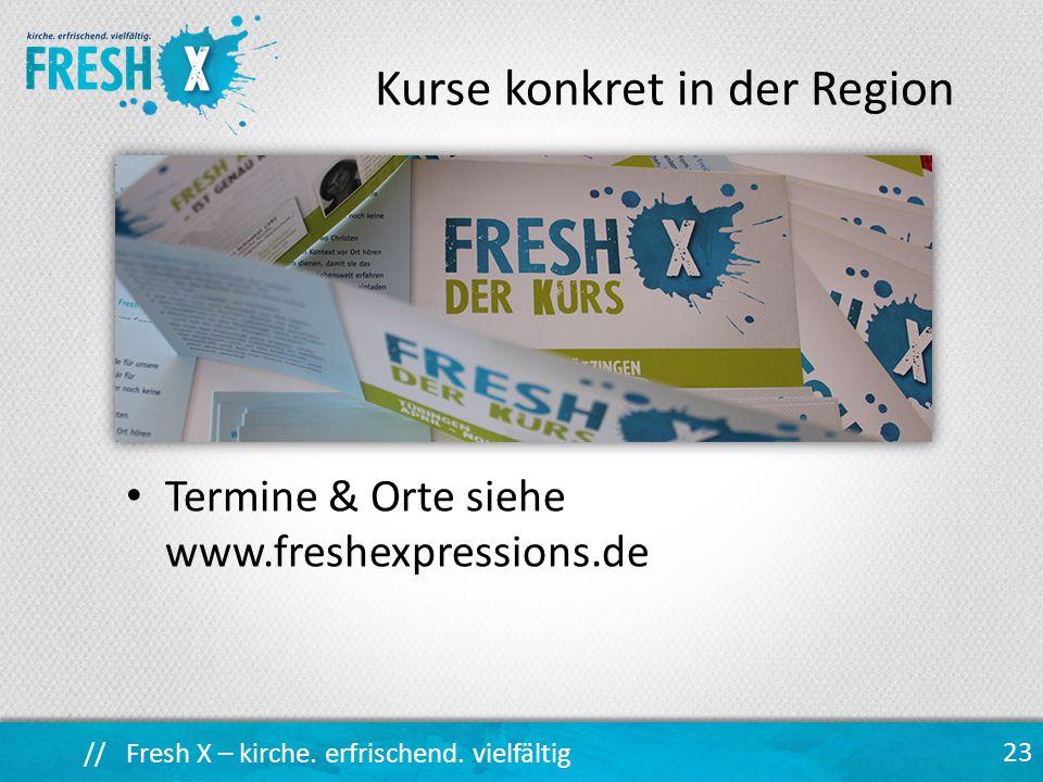 // Fresh X – kirche.erfrischend.