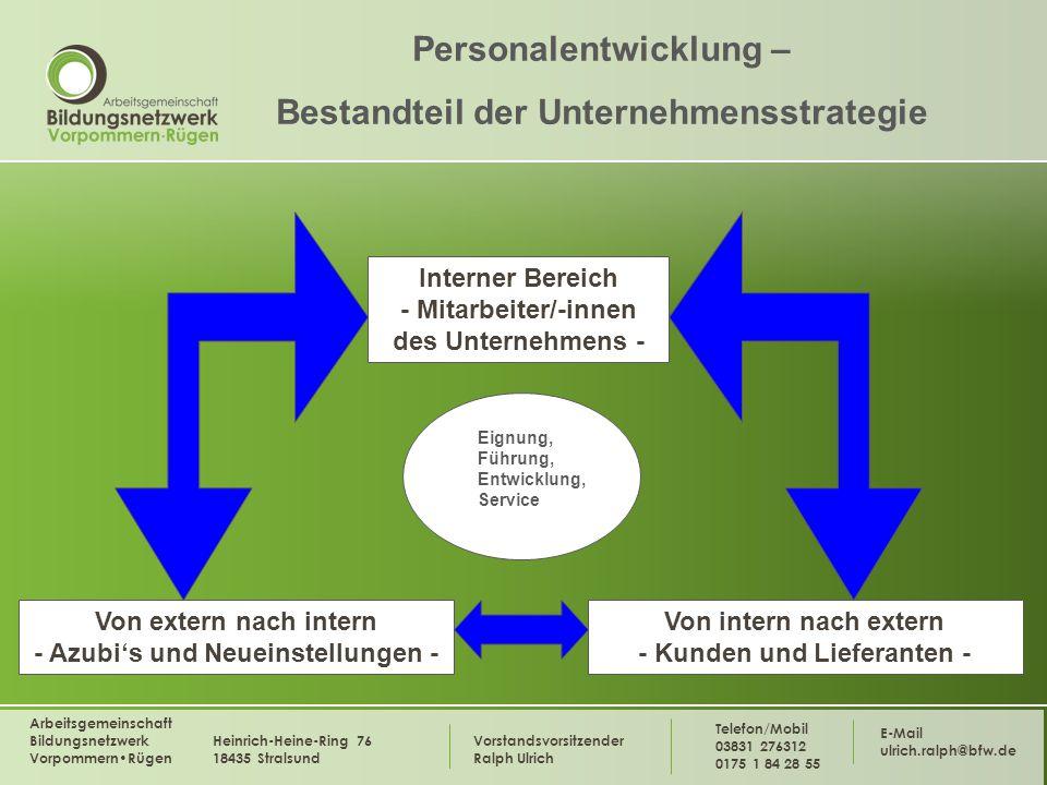 Telefon/Mobil 03831 276312 0175 1 84 28 55 Heinrich-Heine-Ring 76 18435 Stralsund Arbeitsgemeinschaft Bildungsnetzwerk VorpommernRügen Vorstandsvorsit