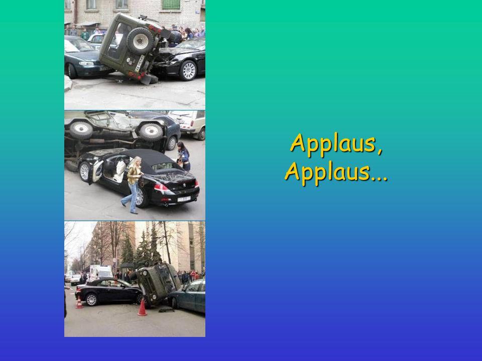Applaus, Applaus...