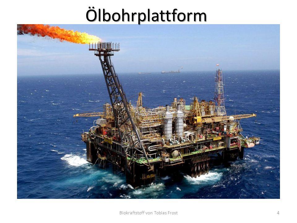 – Das Rapsöl abmessen und auf 55 °C erwärmen Biokraftstoff von Tobias Frost15