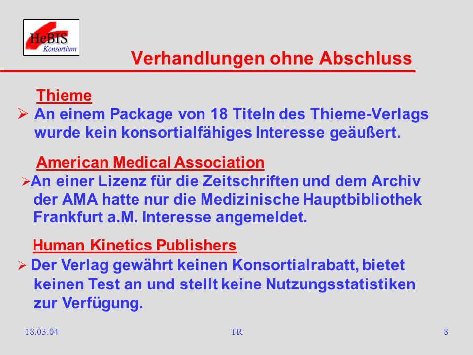 18.03.04TR7  Seit 1. Januar 2004 hat die StUB Frankfurt a.M.