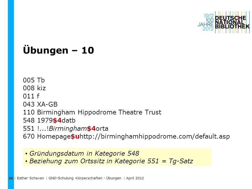 Übungen – 10 005 Tb 008 kiz 011 f 043 XA-GB 110 Birmingham Hippodrome Theatre Trust 548 1979$4datb 551 !...!Birmingham$4orta 670 Homepage$uhttp://birm