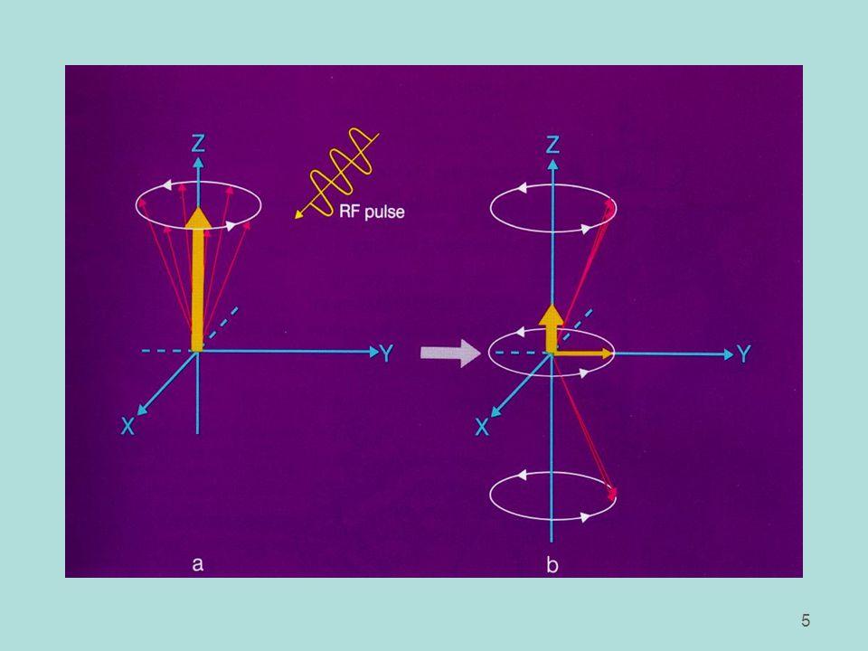 Components of MRI-scanner Supergeleidende magneet Pulsprogramma Rf zender Rf ontvanger Gradiëntspoelen Computersysteem Rf antenne Gradiëntversterkers