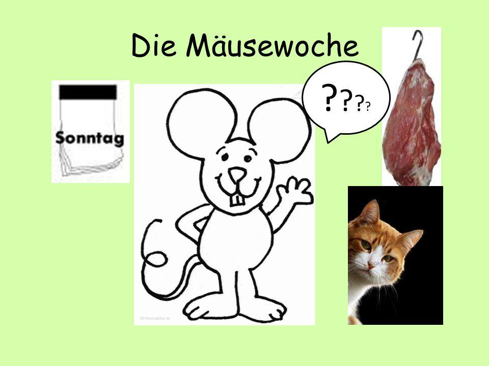 Die Mäusewoche ????????