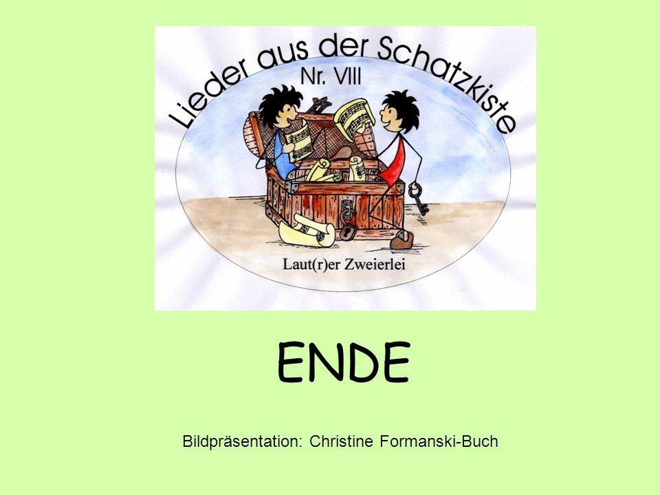 ENDE Bildpräsentation: Christine Formanski-Buch