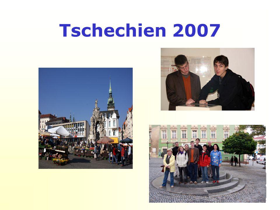 Tschechien 2007